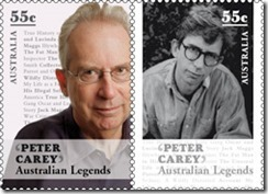 Peter Carey Stamps